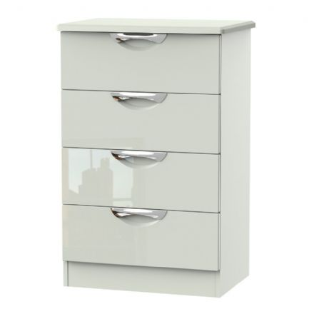 Camden 4 Drawer Midi Chest